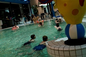 Ruimte voor nieuwe zwemmers