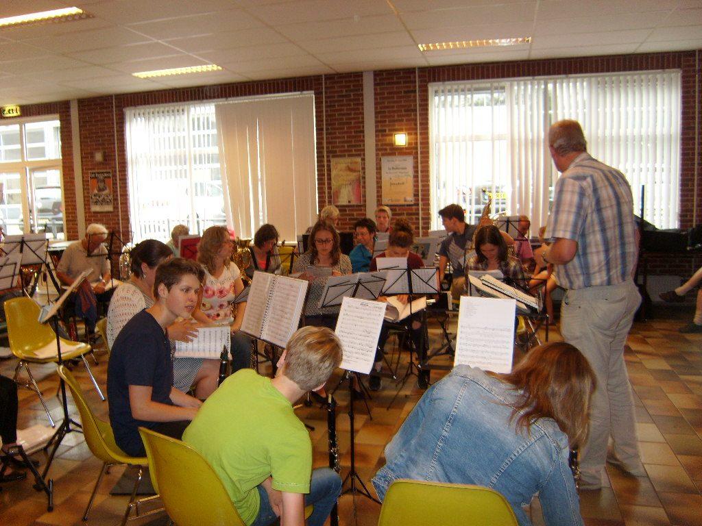 6 Juli Concert De Harmonie