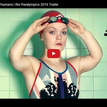 Yes, I can! Filmpje Paralypics Rio 2016