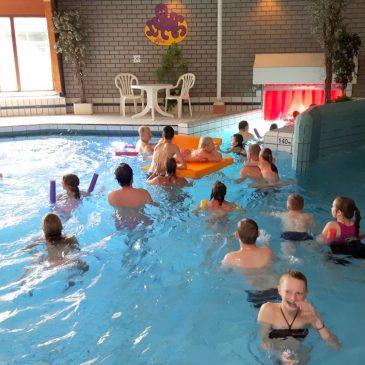 Afscheid van zwembad Aquarijn