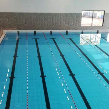 Zwemmen in het nieuwe zwembad in Renkum!