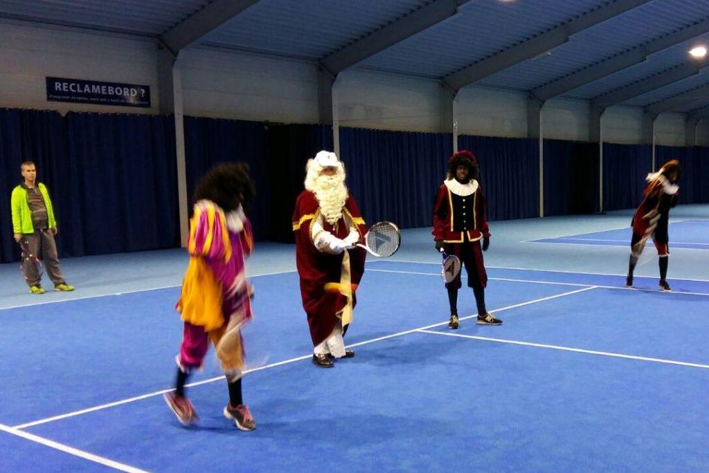 Tennis uitje in Veenendaal!