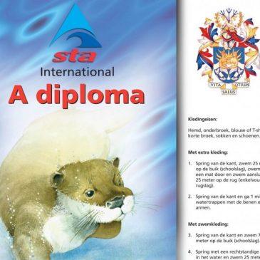 A-diploma en Walvis-certificaat