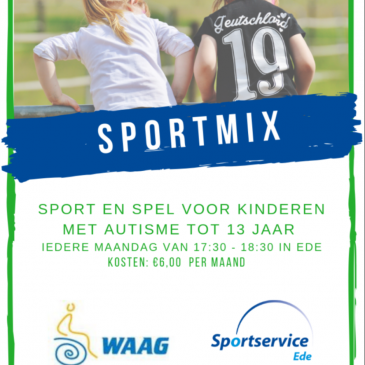 Nieuw! Sportmix Ede