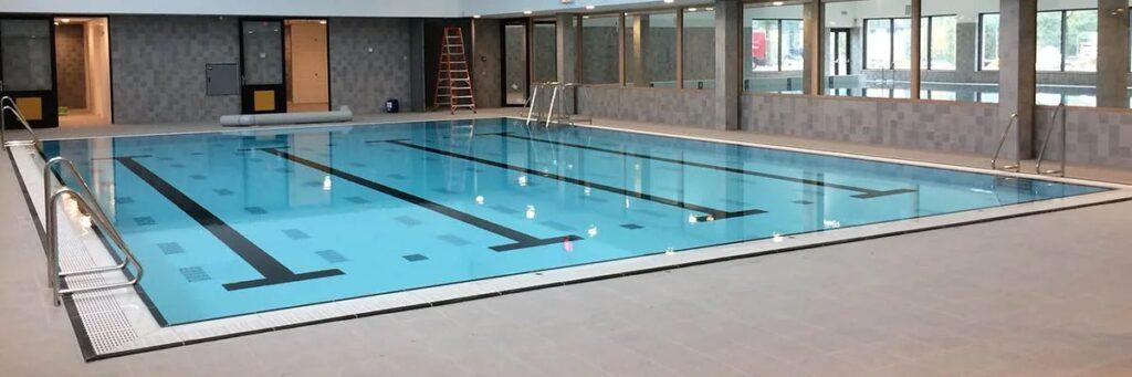 Zwemlessen bij WAAG